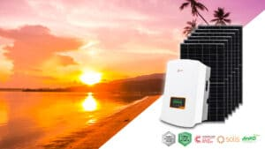 13.32kW Home solar systems