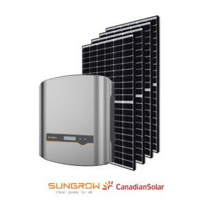 10.36kW Home solar systems